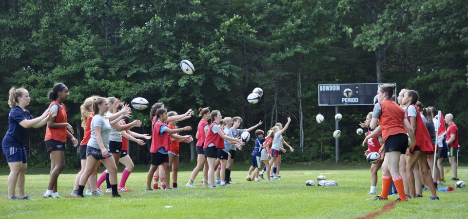 """""""My favorite part of camp was the ability to ask any question you want and get individual help from the coaches."""""""